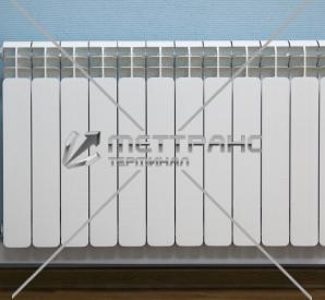 Радиатор биметаллический в Иркутске